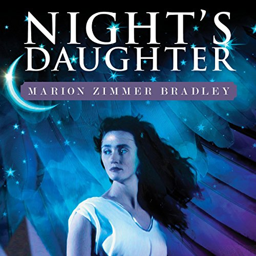 Night's Daughter audiobook cover art