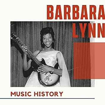 Barbara Lynn - Music History