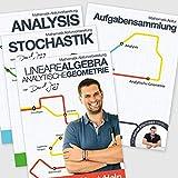 Mathematik Abitur Lernhefte Set inkl. Aufgabensammlung | StudyHelp & Daniel Jung