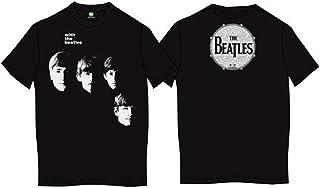 G/én/érique The Beatles T Shirt Classic Apple Band Logo Officiel Homme Nouveau