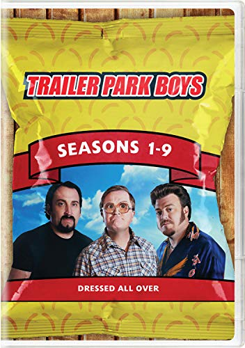 Trailer Park Boys: Seasons 1-9 [DVD]