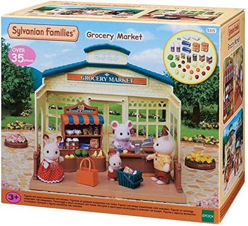 Sylvanian Families - Le Village - Le Supermarché - 5315 - Commerce - Mini Poupées