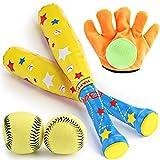 BeesClover 4 pz/set per bambini Baseball Playset Giocattoli interattivi per divertimento attività ricreative