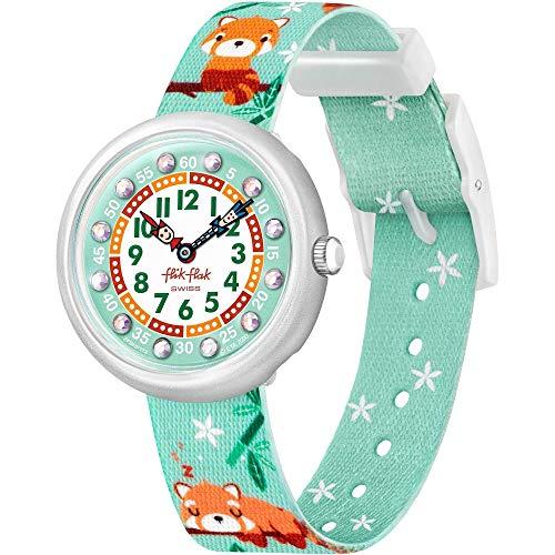 Uhren Flik Flak Goes Wild FBNP173 PANDAMAZING