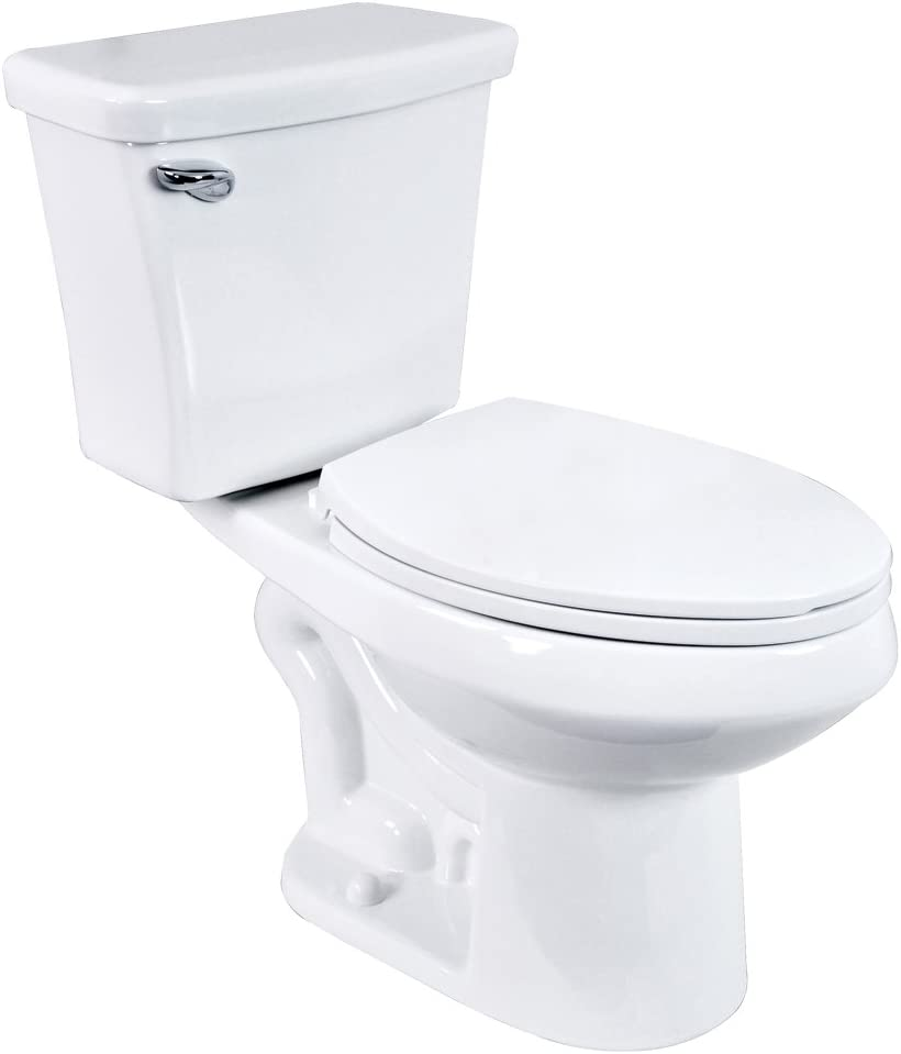 Samson TBT-524-01 70% OFF Outlet Patrick Elongated Right National products Toilet 1.28 GPF Height