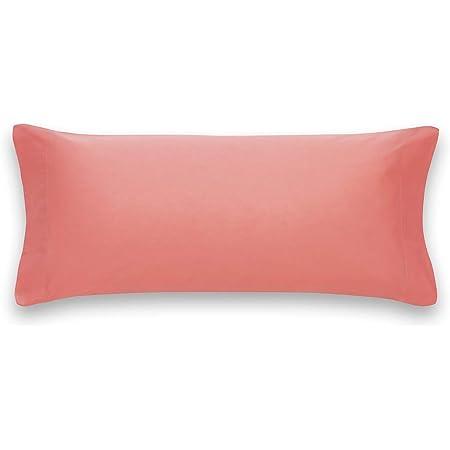Sancarlos B/ásicos Funda de Almohada Lisa Color Mostaza Algod/ón 100/% Cama de 150