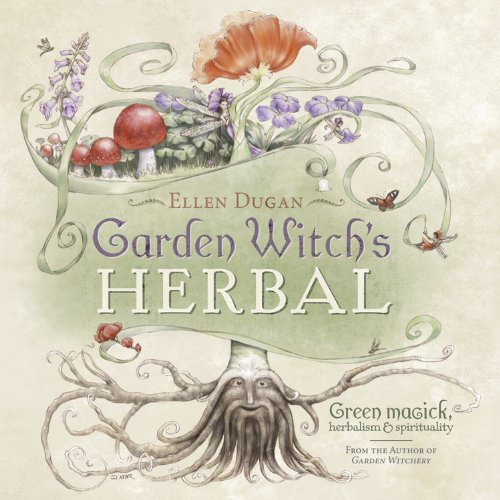 Image OfGarden Witch's Herbal: Green Magick, Herbalism & Spirituality (English Edition)