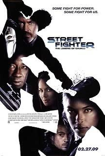 Street Fighter: The Legend of Chun-Li Movie Poster (27 x 40 Inches - 69cm x 102cm) (2009) -(Kristin Kreuk)(Michael Clarke Duncan)(Neal McDonough)(Moon Bloodgood)