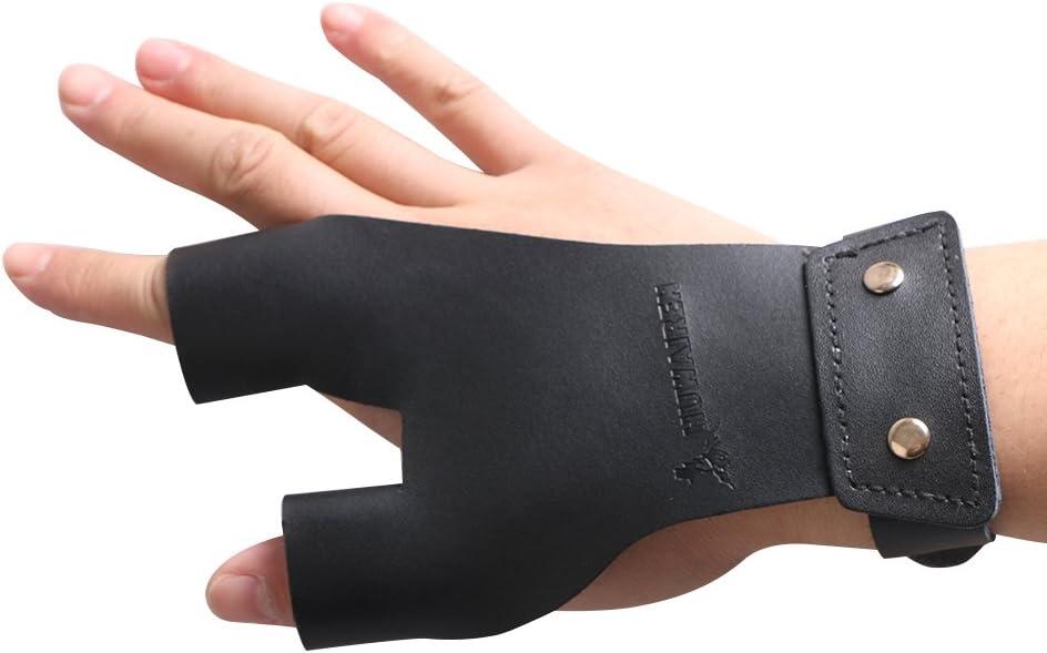 Huntingdoor Archery Award Hand Guard Glove Miami Mall Tra Protector Shooting