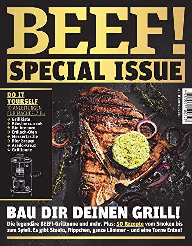 BEEF! Special Issue 1/2021: Mach´s dir selber - DIY für echte Männer