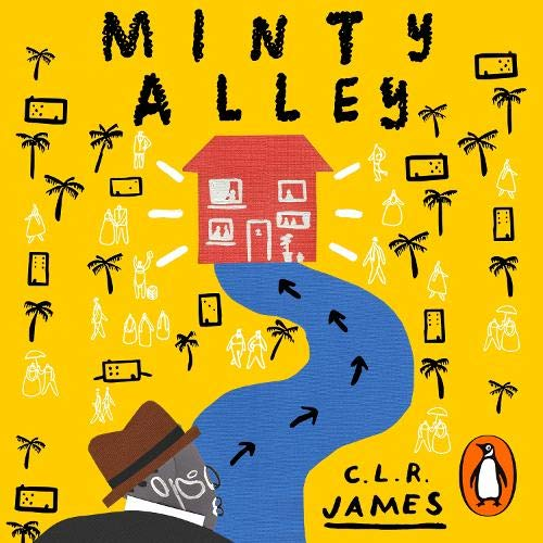 Minty Alley cover art