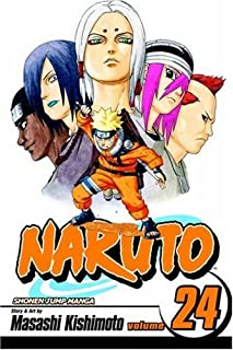 Naruto, Vol. 24: Unorthodox (Naruto Graphic Novel)
