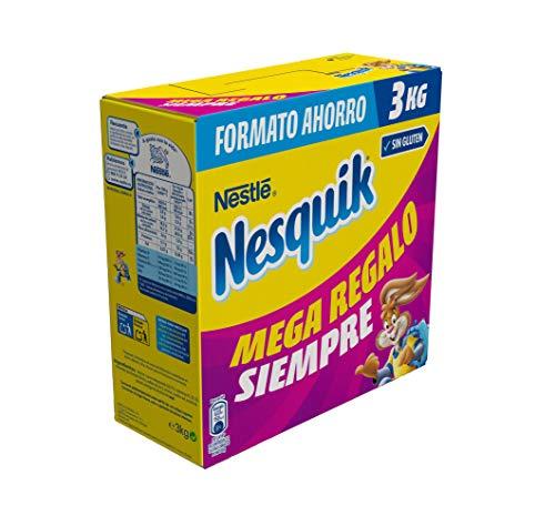 Nestlé Nesquik Cacao Soluble Instantáneo - Estuche 3 kg