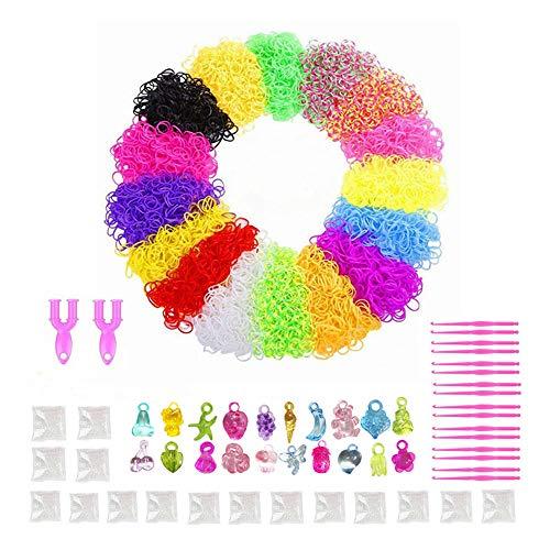 Rainbow Loom Official 2.0 Kit mit Metallhaken