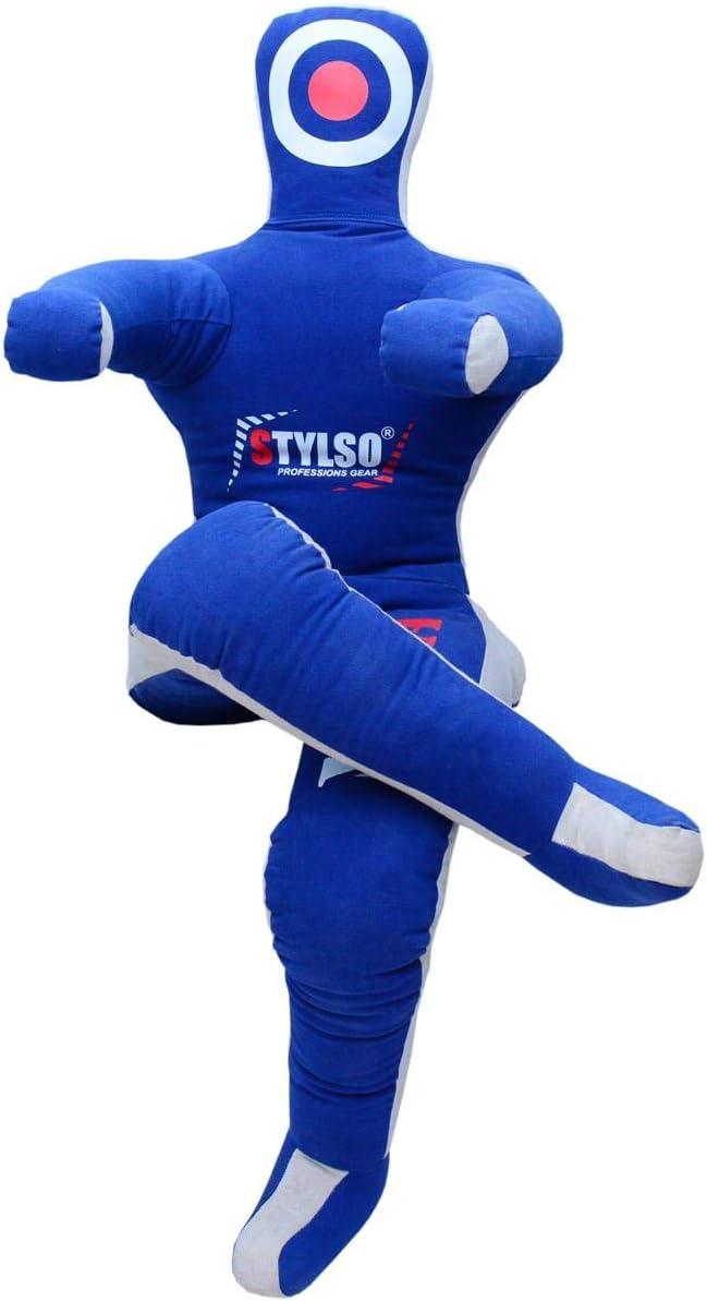 Stylso Wrestling Under blast sales Dummy Grappling Dummies - Manufacturer regenerated product Jiu Jitsu Brazilian