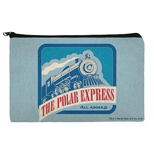 The Polar Express All Aboard Kosmetiktasche