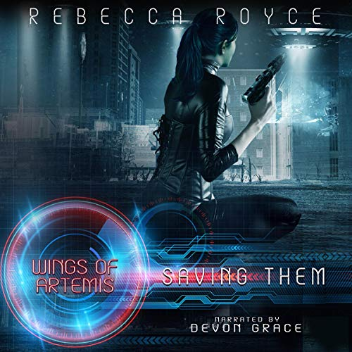 Saving Them: A Reverse Harem Science Fiction Romance  By  cover art