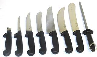 The Ultimate Granton Sheffield Made - Juego de cuchillos (8 piezas)