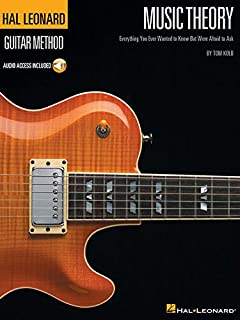 Music Theory for Guitarists: Everything You Ever Wanted to Know But Were Afraid to Ask (063406651X) | Amazon price tracker / tracking, Amazon price history charts, Amazon price watches, Amazon price drop alerts