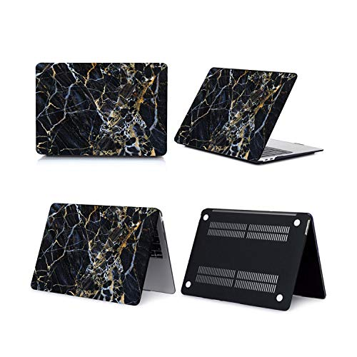 Marble Laptop Case for MacBook Air 13 case A2179 Pro 16 15 11 12 inch shell For macbook Pro 13 A2289 A2251 New cover touch bar-DC-23-13 CD ROM A1278