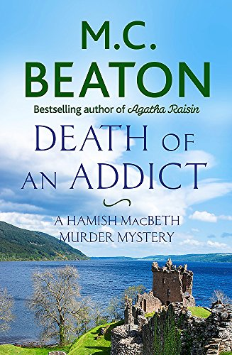 Death of an Addict 1472124510 Book Cover