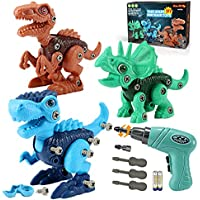 Free to Fly Stem Dinosaur Toy Building Construction Sets