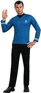 Rubie's Costume Star Trek Into Darkness Spock Shirt With Emblem