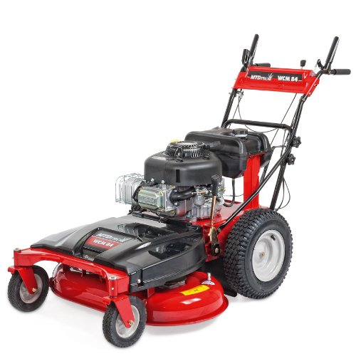 MTD Optima WCM 84 Walk behind lawn mower Gasolina - Cortacé
