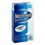 NICOTINELL Kaugummi Cool Mint 2 mg 24 St