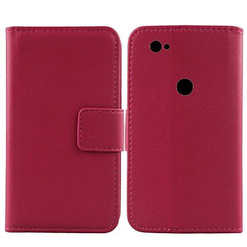 Gukas Design Echt Leder Tasche Für Elephone S1 5