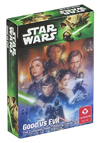 Star Wars - Good Vs. Evil Playing Cards