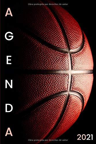 Agenda 2021 baloncesto: agenda 2021 semana vista basketball - planificador semanal y mensual 2021 A5 - agenda 2021 de enero a diciembre - una Semana ... anual 2021 - regalo deporte hombre mujer
