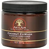 As I Am Coconut Cowash Cleansing Conditioner 16 oz