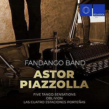 Piazzolla: Five Tango Sensations, Oblivion & Las Cuatro Estaciones Porteñas