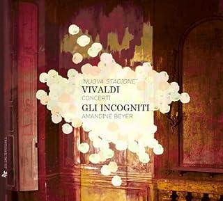 Vivaldi: Nuova Stagione by Gli Incogniti