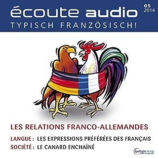 Écoute audio - Les relations franco-allemandes. 5/2014 Titelbild