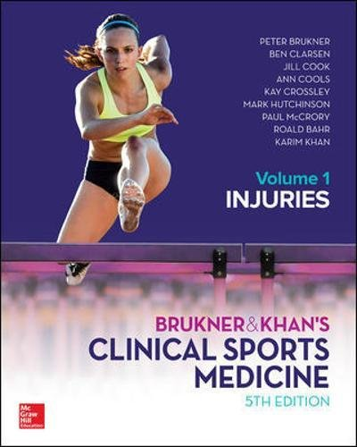 Brukner & Khan's Clinical Sports Medicine: Volume 1: INJURIES