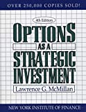Options as a Strategic Investment: Fourth Edition - Lawrence G. McMillan