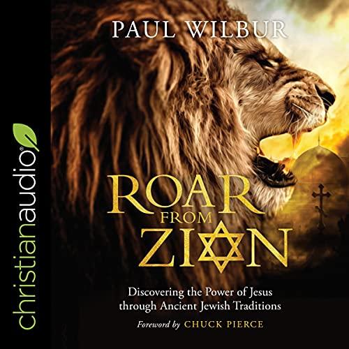 Roar from Zion cover art