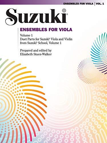 Ensembles for Viola: 1 (Suzuki Viola School