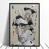 MJKLU Decoración del hogar Obra de Arte de la Pared módulo de Lienzo Imagen soplando Burbujas Pintura Impresa en HD nórdico Abstracto Creativo Cartel de la Sala de Estar