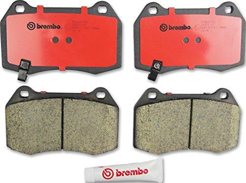 Brembo P56047N Front Disc Brake Pad