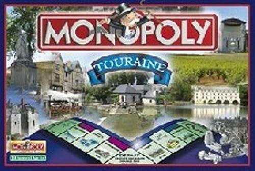 Winning Moves Gesellschaftsspiel Monopoly Touraine