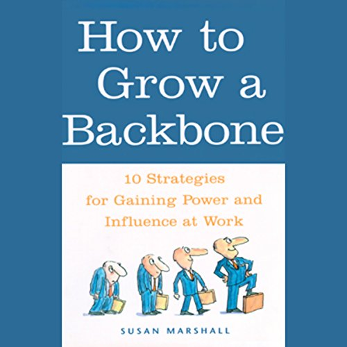 How to Grow a Backbone cover art