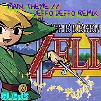 Legend of Zelda Main Theme (Deffo Deffo Remix)