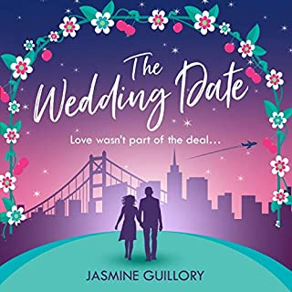 The Wedding Date                   By:                                                                                                                                 Jasmine Guillory                               Narrated by:                                                                                                                                 Janina Edwards                      Length: 8 hrs and 28 mins     3 ratings     Overall 4.0