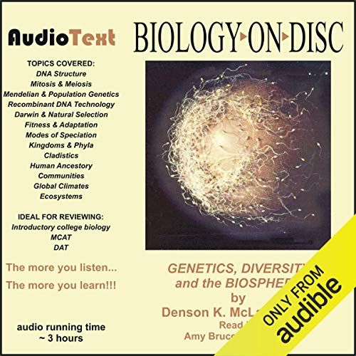 Genetics, Diversity, and the Biosphere cover art