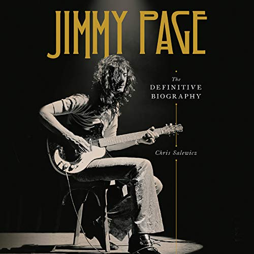 Jimmy Page audiobook cover art