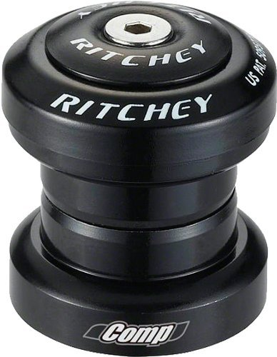 Ritchey Comp, Serie Sterzo Unisex Adulto, Nero, L