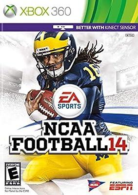NCAA Football 14 - Xbox 360 (Renewed) by EA Sports